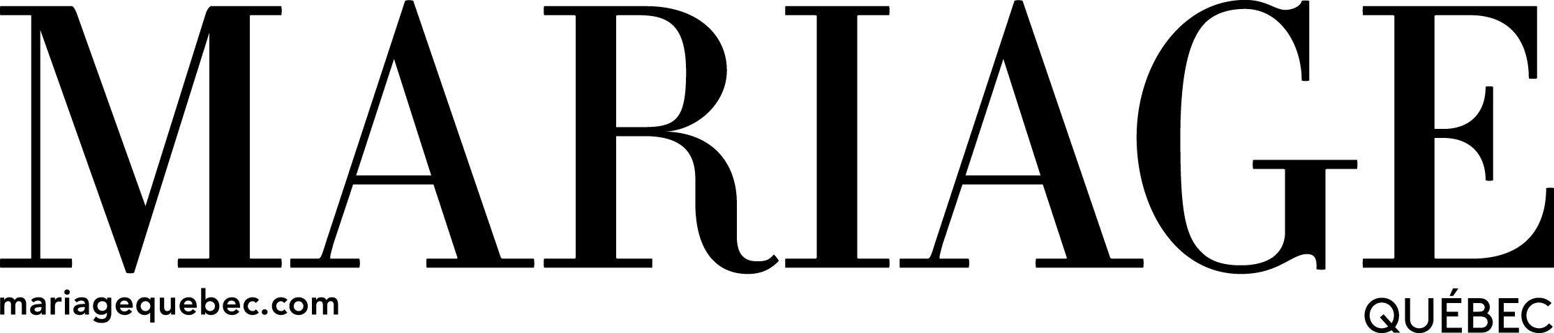 logo mariage qc 2013